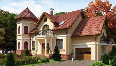 Шикарный особняк для настоящих ценителей роскоши и комфорта